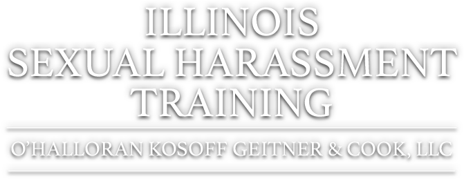 Illinois Sexual Harassment Training